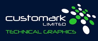 Customark Design Services for Technical Graphics such as In Mould Labels, Graphic Overlays and Membrane Keypads